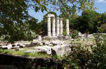 Παλαιάπολη: Ιερό των Μεγάλων Θεών
