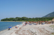 Θέρμα: Beach Bar ΣΑΩΚΗ
